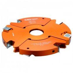 Portacuchillas extensible 14-28 para realización Galces y Espigas de 150 x 30 eje
