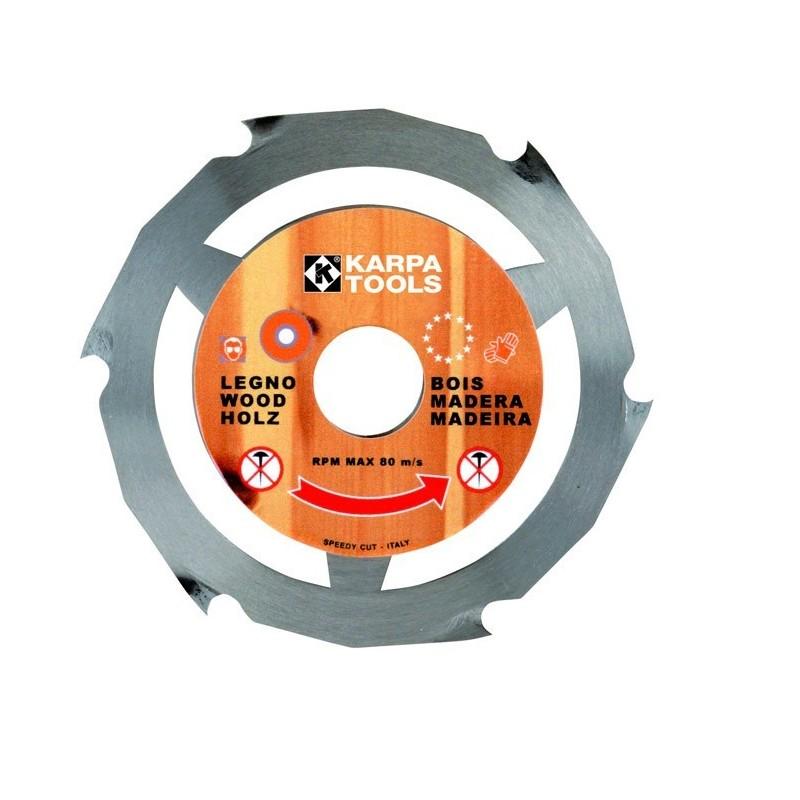 Sierra circular corte madera y pvc a utilizar con - Sierra circular madera ...