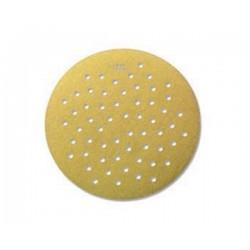 Disco de lija con vélcro de 150 mm. y 59 agujeros grano 60