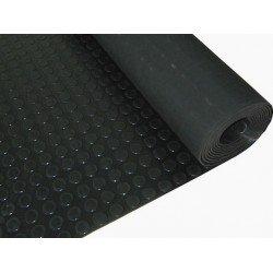 Tira de goma anti-vibraciones de 950 x 1.500 mm. adaptable a máquinas estacionarias