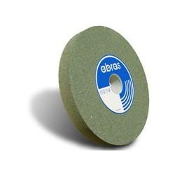 Muela plana para el afilado de herramientas de widia de 150 x 30 mm.