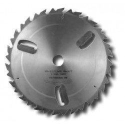 Sierra circular 250 mm. especial corte maderas verdes y húmedas