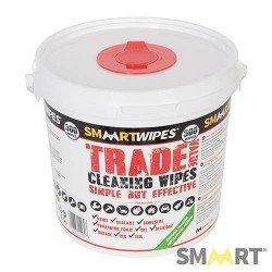 Toallitas resistentes abrasivas multiuso para retirar pintura, grasas, tintas y espuma poliuretano