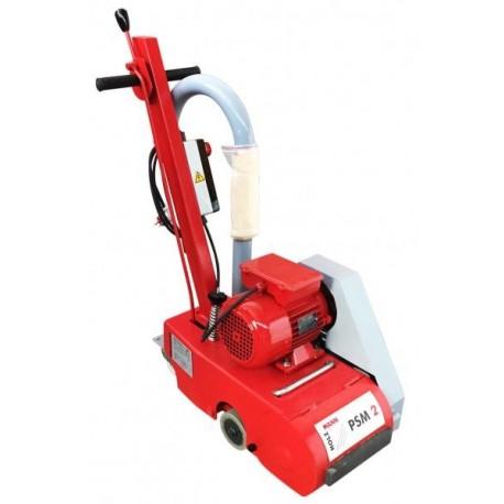 Lijadora para suelos con rodillo de 200 mm. PSM2
