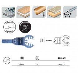 Hoja de sierra BI-METAL de 10 mm. para corte diversos materiales
