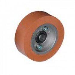 Rodillo de 80 mm. para alimentador de tupí