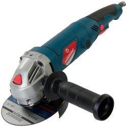 Amoladora con muela de 125 mm. y gran potencia 1.050 w.