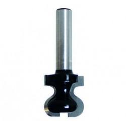 Fresa para tiradores de 9,5 mm.