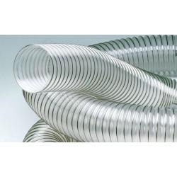 10 metros manguera Poliuretano para aspiración de 125 mm.