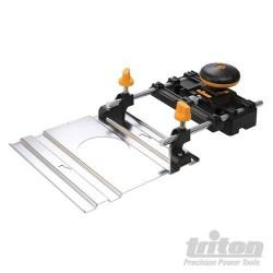 Guia de precisión adaptable a fresadoras CMT7E y TRITON TRA001