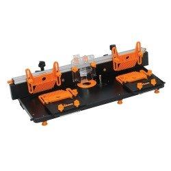 Mesa para fresar con accesorios modelo TWX7