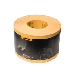 Rollo lija papel soporte LATEX 115 ancho grano 180 x 50 metros