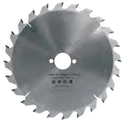 Sierra circular 160 mm. con 24 dientes