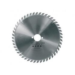 Sierra circular 160 mm. con 24 dientes y eje 30