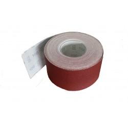 Rollo de lija con velcro de 100 mm. ancho grano 40