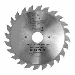 Incisor extensible 2,8-3,6 de 80 mm. x 20 eje
