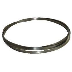 Hoja de sierra de cinta para madera de 3.454 x 30 mm.acero sueco