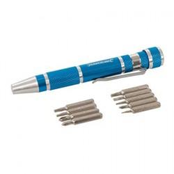 Juego de mini destornilladores de precisión modelo 633922