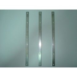 Estuche 12 cuchillas reversibles de 410 mm. para máquinas FELDER calidad acero al COBALTO