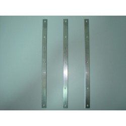 Estuche 12 cuchillas reversibles de 310 mm. para máquinas HAMMER calidad acero HSS