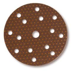 Disco Velcro 150 mm. 6 + 8 agujeros ULTIMAX grano 80