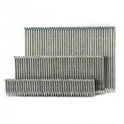 Clavo para clavadora neumática tipo T de 2,2 x 50 mm. caja de 1.000 unidades