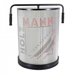 Filtro con sitema de limpieza para aspiradores con boca 500 mm.