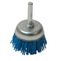 Cepillo para taladro de NYLON para decapado suave
