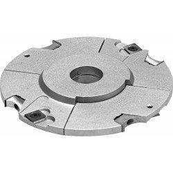 Portacuchillas para ranuras de 5/9,5 mm. de 140 diámetro