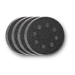 Paquete 16 discos lija 115 mm. grano 60 máquinas FEIN