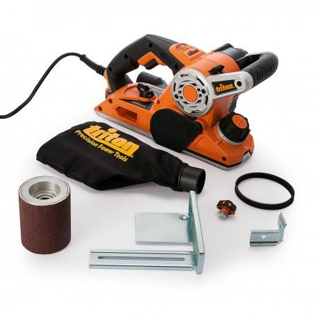 Cepillo eléctrico de rebaje ilimitado 82 mm, 750 W