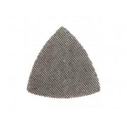 Lija para base triangular de 90 mm. con soporte velcro grano 80