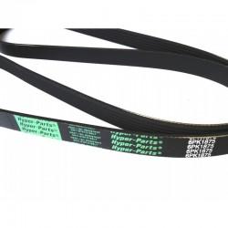 Correa de repuesto sierra cinta HOLZSTAR HBS251