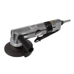 Mini amoladora neumática con Kit de accesorios
