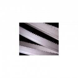 Hoja para sierra de cinta de 1.425 x 6 mm. 10 tpi