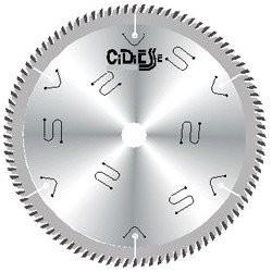 Sierra circular de 300 x 30 eje para el corte de molduras y tableros Ref. 285.096.12M