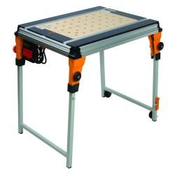 Workcentre TWX7, módulo mesa de fresado y módulo sierra de banco