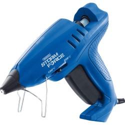 Pistola de cola termofusible con regulación electrónica temperatura