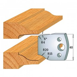 Juego cuchillas perfiladas para tupi referencia 690.100