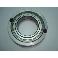 Cojinete de 115 mm. con rodamiento para eje tupí