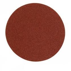 Disco de lija con velcro de 125 mm sin agujeros grano 120