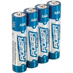 Pila super alcalina AAA/LR03, 40 unidades