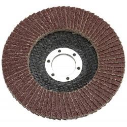Disco laminado de óxido de circonio 125 mm. grano 80