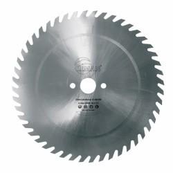 Sierra circular para madera diente plano en acero de 250 mm. y 48 dientes