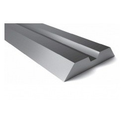 Cuchilla reversible sistema centrolock acero HSS de 150 mm.