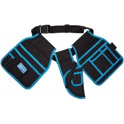 Portaherramientas con cinturón de alta capacidad