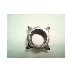 Piñón escopleadora cadena paso A de 6 a 7 mm.