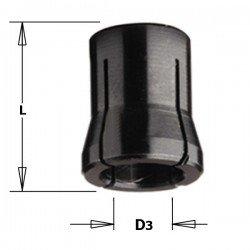 Pinza de 8 mm. para fresadoras portátiles CMT10