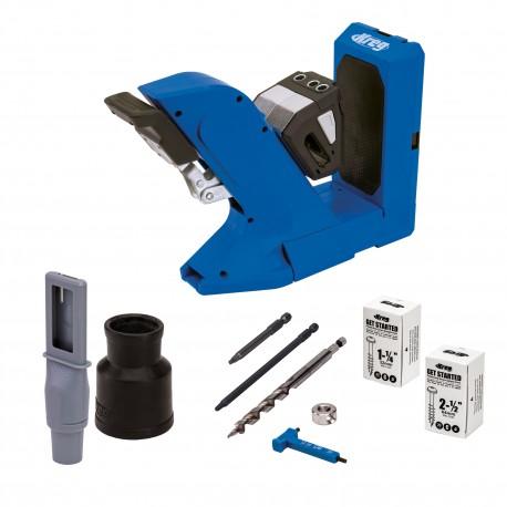 Equipo para realizar agujeros ocultos Kreg Pocket-Hole Jig 520PRO