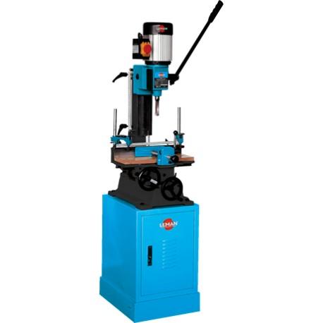 Escopleadora a Formón hueco con base MOR750